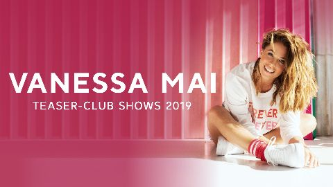Vanessa Mai - Teaser-Club Shows