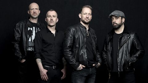 Volbeat - Rewind, Replay, Rebound World Tour