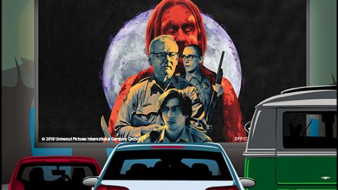 VOLKSWAGEN FINANCIAL SERVICES AUTOKINO The dead don't die (dt. Fassung) R: Jim Jarmusch
