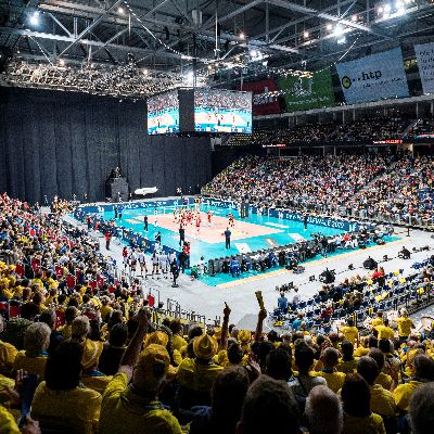 Volleyball comdirect Supercup 2019