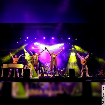 WATERLOO - The ABBA Show mit ABBA Review