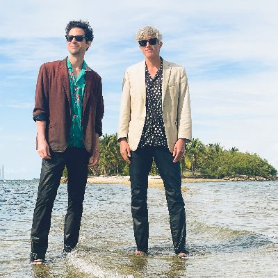 WE ARE SCIENTISTS - The Come On Get Huffy Tour